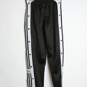 Vintage Adidas Tear Away Track Pants Athletic S XL